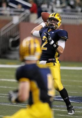 VIDEO: Ithaca wins Division 6 state title