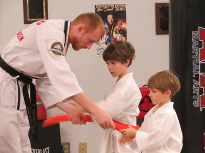 ATA Mount Pleasant TaeKwonDo School