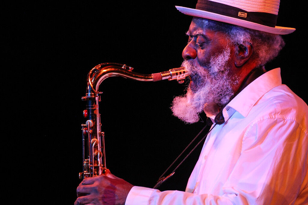 PHaroah Sanders DJF 2020 - Friday 09-04-2020