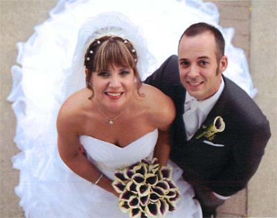 Jenelle Janasiak and Phillip Cooley