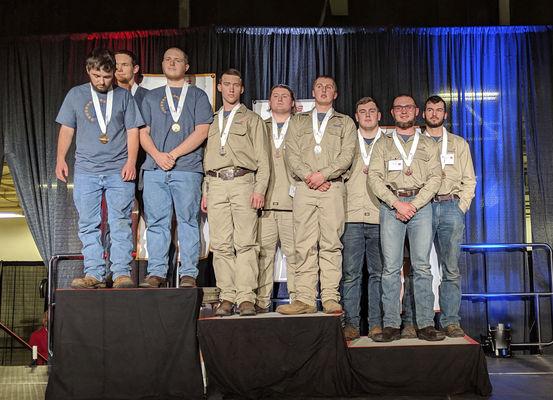 Winning welders