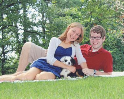 Jessica Marie Wedow and Cooper Wade Bauer