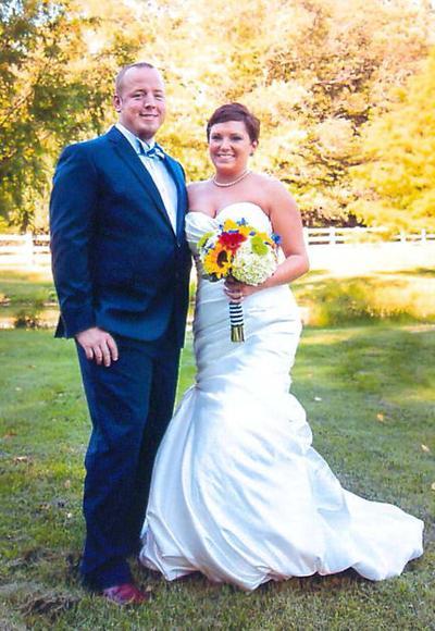 Joshua Ward and Heather Cope