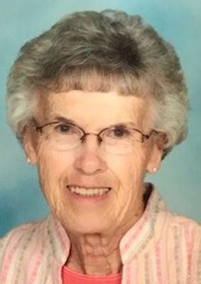 Marjorie Lucille Slater July 21, 1928 - July 11, 2019