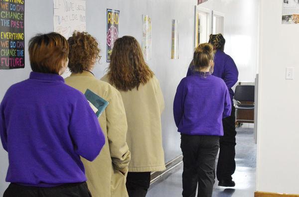Girls take over former boot camp for boys | News