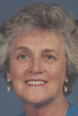 Valerie Johnston May 10, 1927 - Sept. 6, 2019