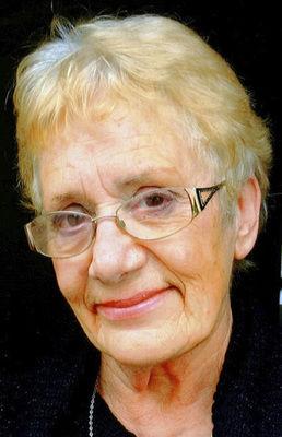 Suzanne M. Holdeman June 21, 1936 - Aug. 11, 2019