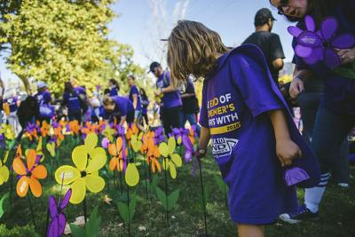 Alzheimer's walk aims to raise funds, awareness