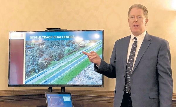 NICTD chief optimistic about Double Track