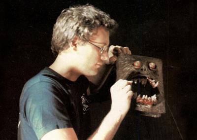 'Evil Dead' artist to speak at Ivy Tech