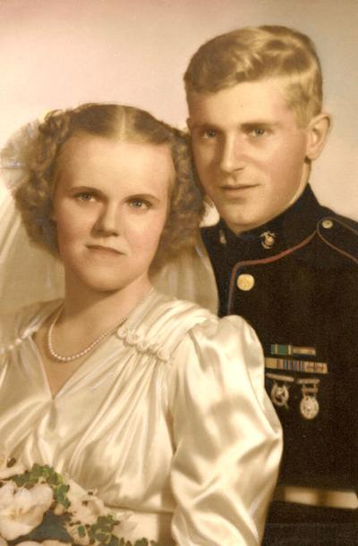 Jeanette and Ralph Leonard