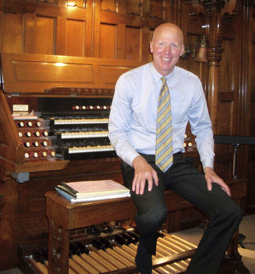 Jager to continue concert series at Christ Church