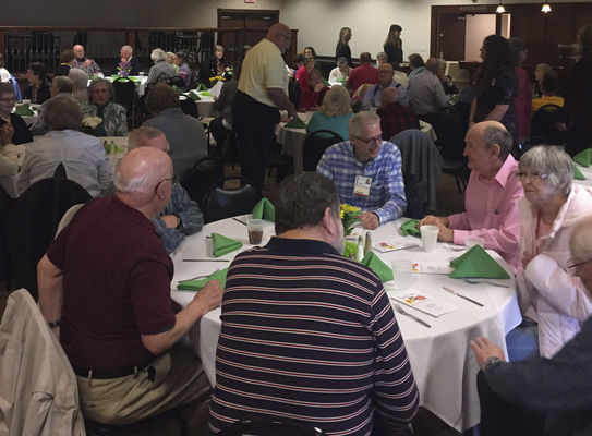 La Porte Hospital celebrates its volunteers