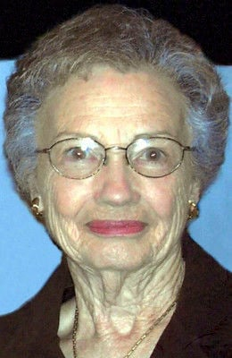 Doris Ann Hurni June 6, 1929 - Nov. 5, 2019