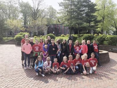 Coolspring students help out at Washington Park Zoo