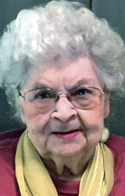 Charlotte M. Ash Oct. 4, 1925 - June 4, 2019