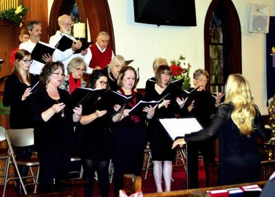 Harbor Country Singers to perform Xmas concerts