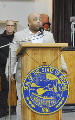 General assembly held at Indiana State Prison