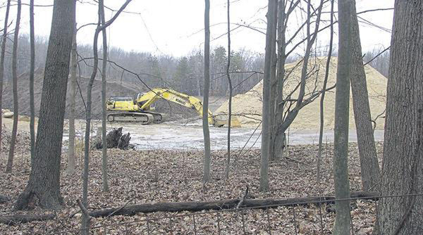 Judge allows 'pond' work to continue