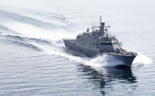 Combat ship carries on legacy