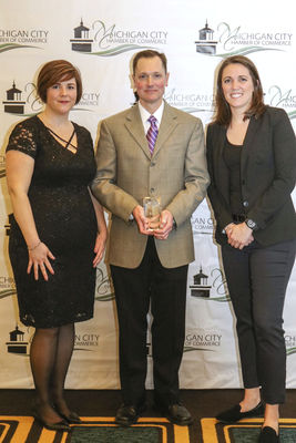 'Rock Star' awarded at Chamber's annual dinner