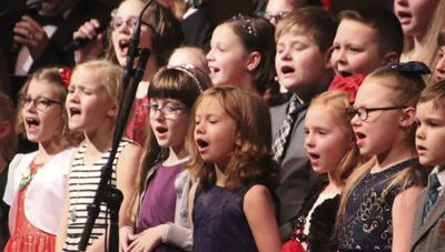 A musical experience featuring the Children's Chorus