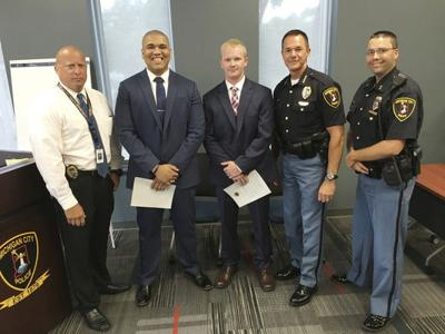 MCPD announces new officers