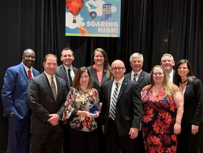 Centier Bank named among best places to work in Indiana