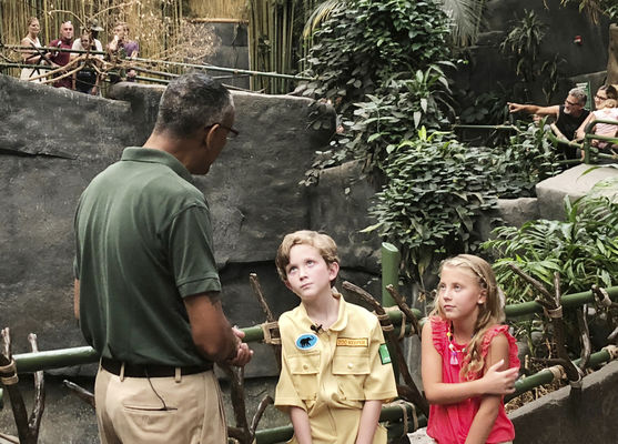 "Lakeshore PBS to premiere ""At the Zoo"" with kid co-hosts"