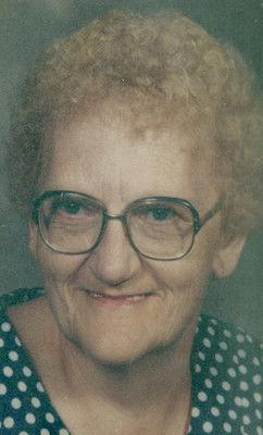Shirley Lawson Sept. 6, 1930 - July 27, 2019