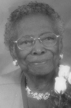 Janie Lee Jones  July 17, 1914-May 11, 2020