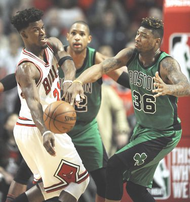 Gorch on the Porch: Hey Bulls, trade Jimmy now