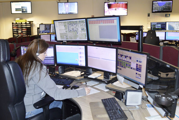 Dispatchers get a pat on the back news for Laporte county state of emergency