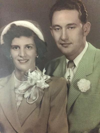 Mary and Bruce Morse