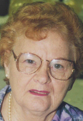 Anna Louise Warfield Heuck Nov. 8, 1926 - Aug. 31, 2019