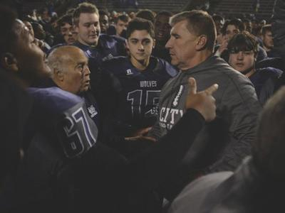 Gorch on the Porch: Repeat after me: Wolves won a football sectional