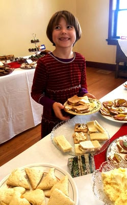 Historic Bishop's Mansion open for Holiday Tea