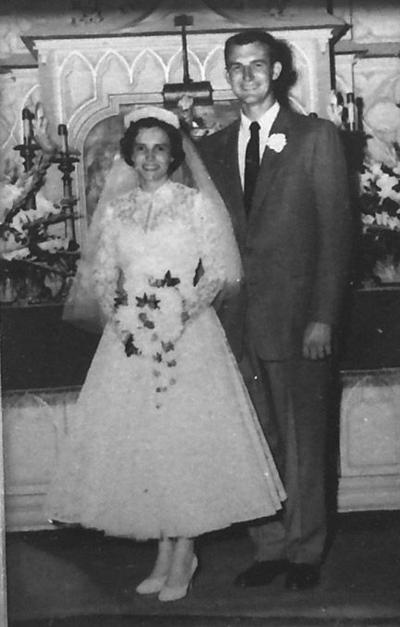 Karin and William Woodruff