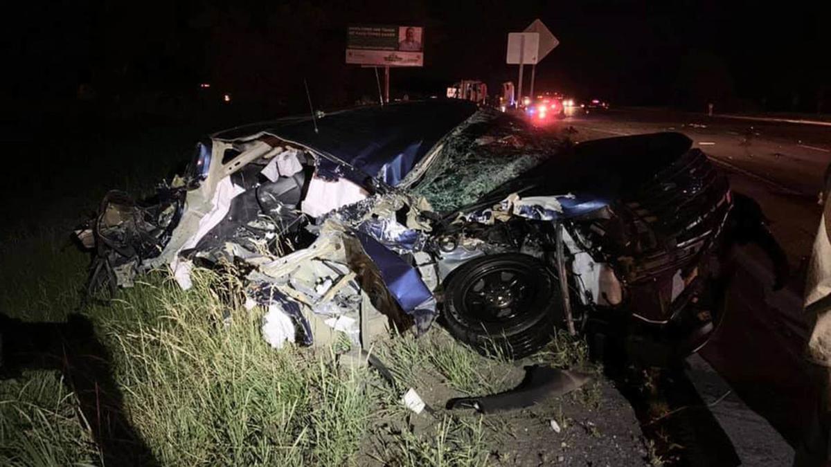 Crash photo