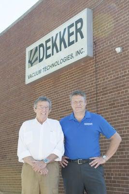 Dekker Vacuum celebrates success in MC