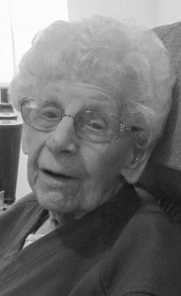 Angeline Nevers  Dec. 22, 1920 - May 15, 2020