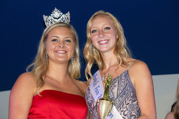 Fair queen carries on family tradition