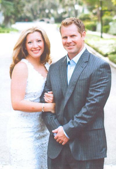 Catherine DiNunzio and Ryan Waldron
