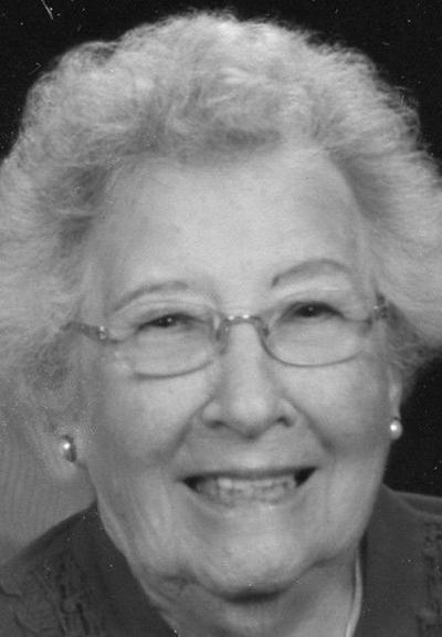 Nina Lee Bowen Sept. 10, 1927-March 14, 2020