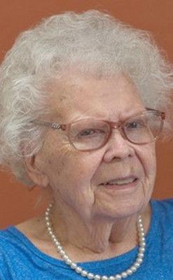 Celeste L. (Holm) Powell Oct. 20, 1927 - Sept. 5, 2019
