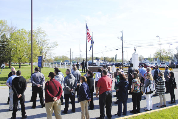National Corrections Week celebrated at the Indiana State Prison