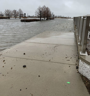 Lakeshore residents in for more problems