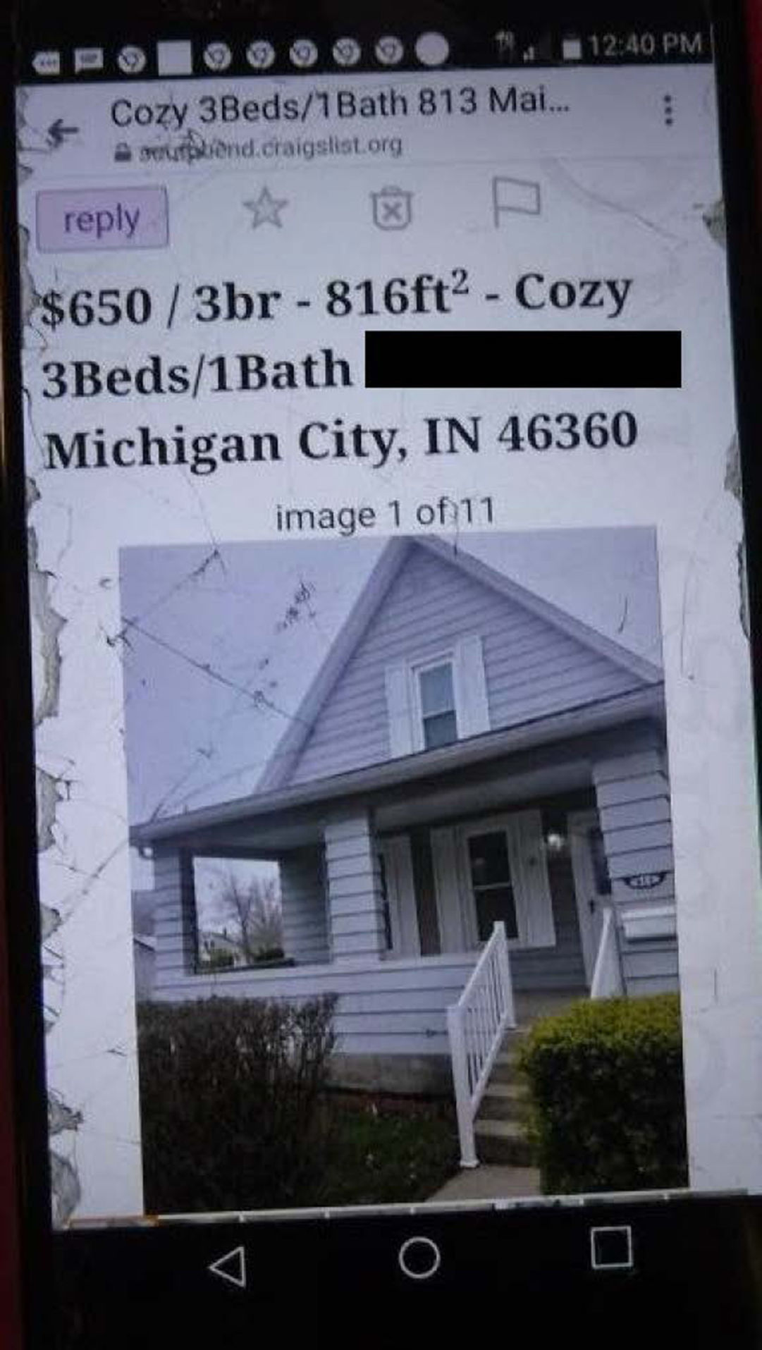 Craigslist scam discovered in Michigan City | Local News ...