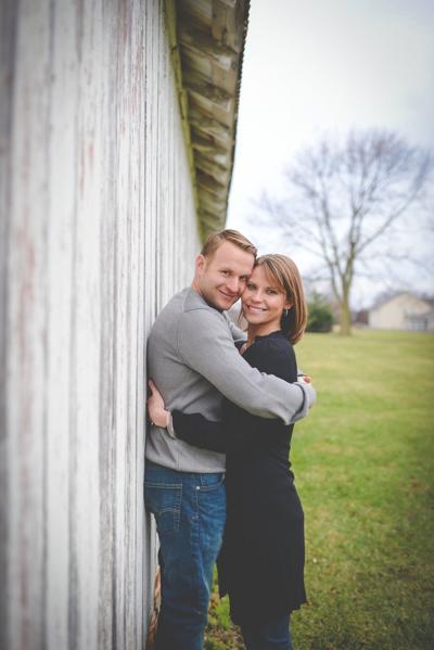 Sarah Harris and Kevin Livingston
