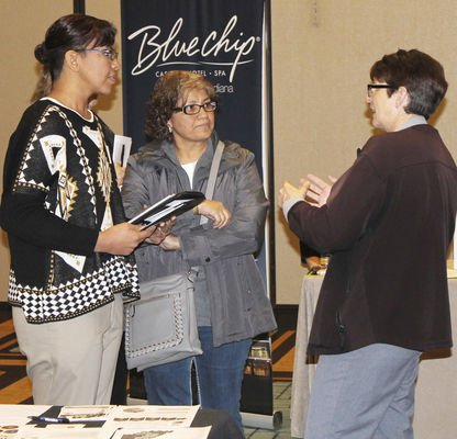Turnout of hundreds reported at community job fair